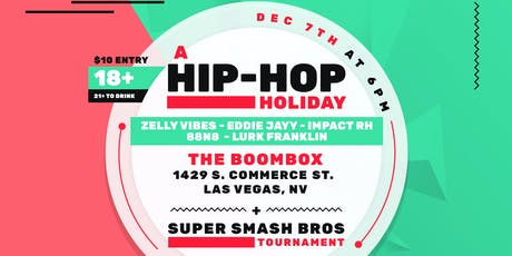 A Hip Hop Holiday tickets