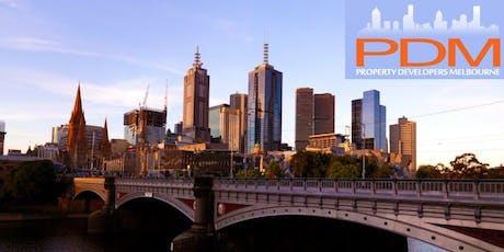 Property Developers Melbourne Networking Event - November 2019 tickets