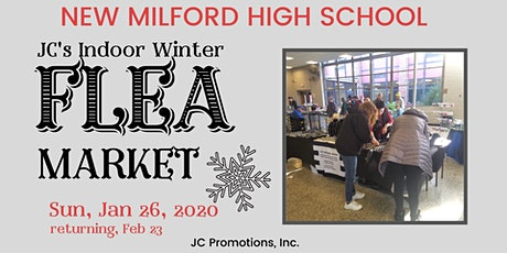 JC's New Milford High School Flea Market Indoors tickets