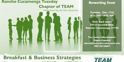 Rancho Cucamonga Tuesday Invitation Day