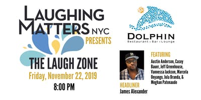 Laugh Zone: Comedy Show at the Dolphin Bar
