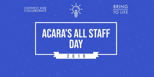 ACARA's All Staff Day 2019