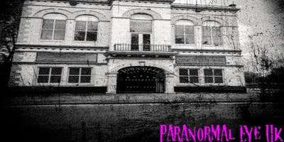 Knottingley Town  Hall West Yorkshire Ghost Hunt Paranormal Eye UK