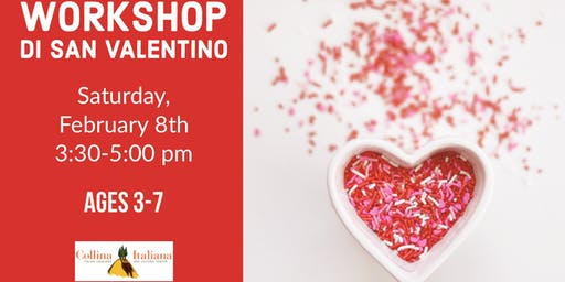 Workshop di San Valentino