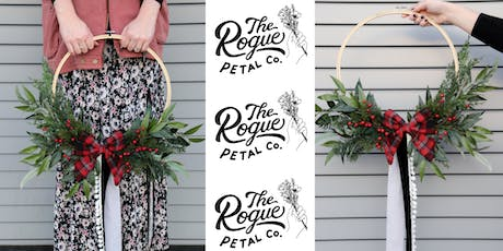 DIY Christmas Wreath Workshop at Makers of MD Pop-Up tickets