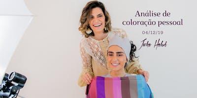 Descubra suas cores