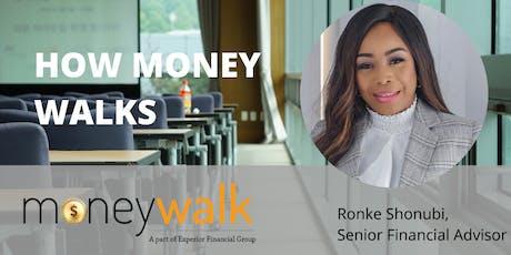 How Money Walks tickets