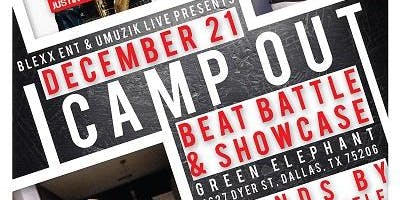 Camp Out Beat Battle & Showcase #2