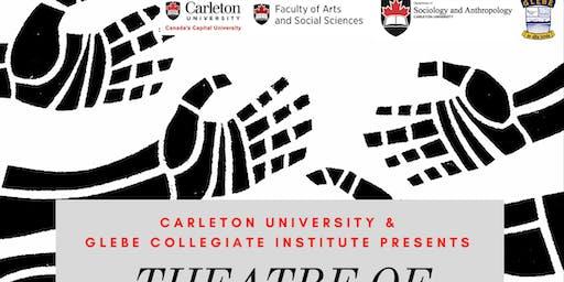 Carleton University and Glebe C.I. Presents Theatre of Oppressed