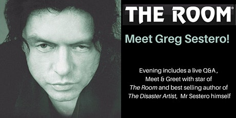 Greg Sestero LIVE for a Special Screening of 'THE ROOM!'  tickets