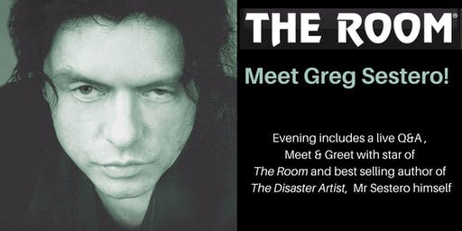 Greg Sestero LIVE for a Special Screening of 'THE ROOM!'