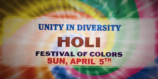 Holi ~ Festival of Colors