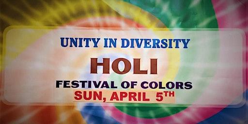 Holi ~ Festival of Colors