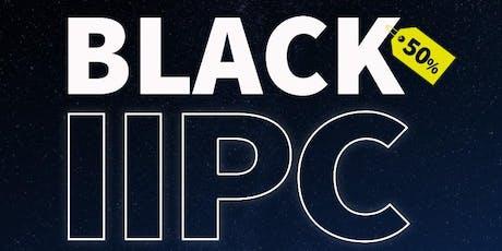 BLACK IIPC - Curso Pacifismologia ingressos