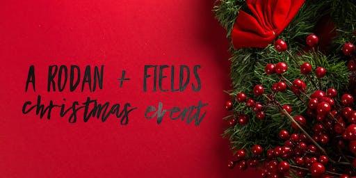 A Rodan + Fields Christmas Event