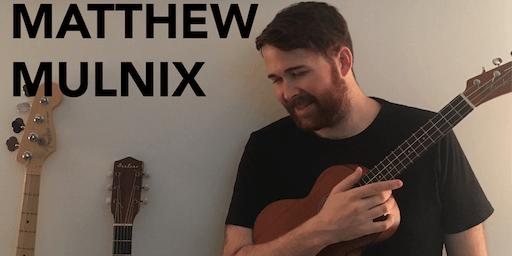 Matthew Mulnix Live at Prairie Fire Winery