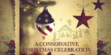 Conservative Christmas Celebration tickets