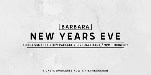 Barbara New Years Eve