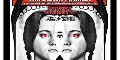 The Black Market! Nov 16!