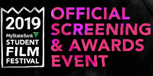 Tasmanian Awards Event   MyState Student Film Festival
