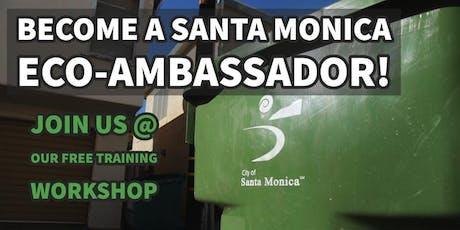 Santa Monica Eco-Ambassador Training Workshop tickets