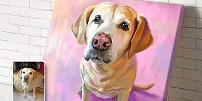 *SPECIALTY* Paint Your Pet!