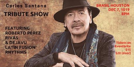 Carlos Santana Tribute Show 2019 tickets