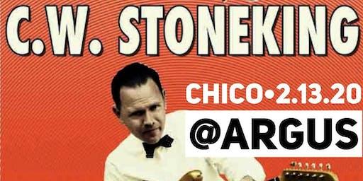 C.W. Stoneking • WRVNG