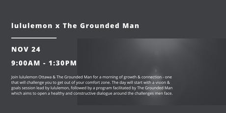 lululemon X The Grounded Man tickets