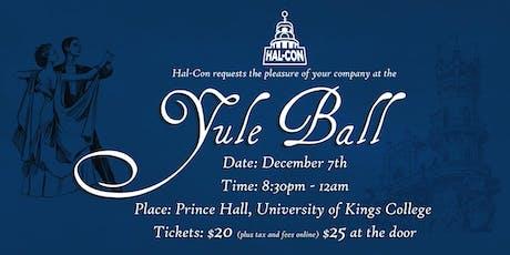 Hal-Con's 6th Annual Yule Ball tickets