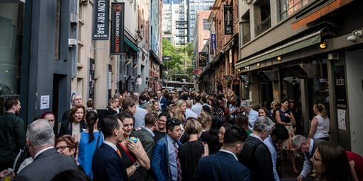 Victoria Law Foundation Legal Laneway Breakfast 2020