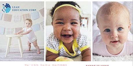 Estimulación Cerebral del Desarrollo del Bebé tickets