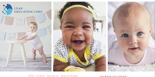 Estimulación Cerebral del Desarrollo del Bebé