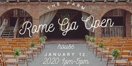 The Farm Rome Ga 2020 Open House