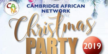 Cambridge African Network Christmas Party tickets