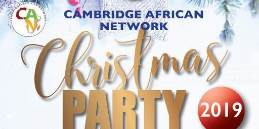 Cambridge African Network Christmas Party