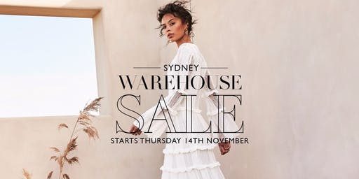 Ministry Of Style Warehouse SALE