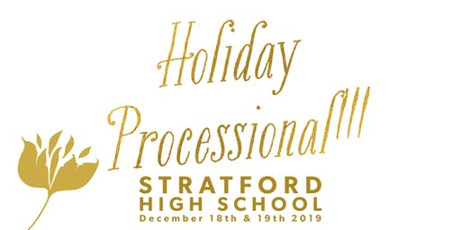Stratford High Holiday Processional