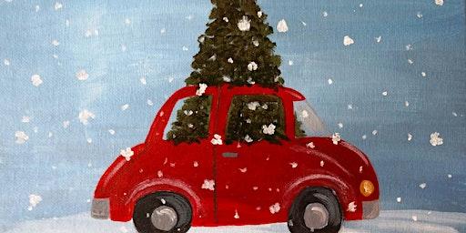 Holiday Painting with Elizabeth Boles
