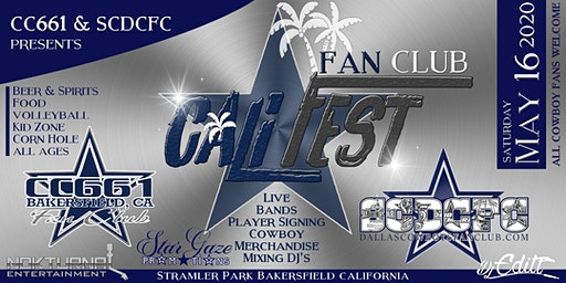 "Cowboys Fan Club ""Cali-Fest"""