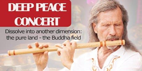 DEEP PEACE CONCERT:A Sound Journey into Light tickets