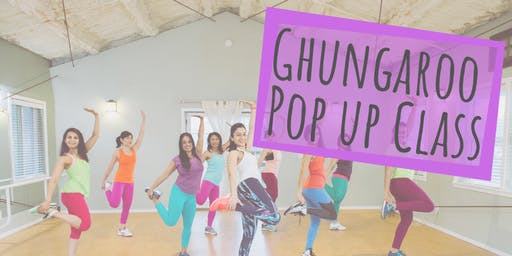 Ghungaroo Pop Up Bollywood Dance Class