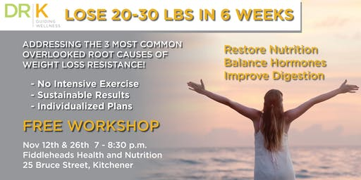 Metabolic Reset: Addressing 3 Overlooked Causes of Weight Loss Resistance