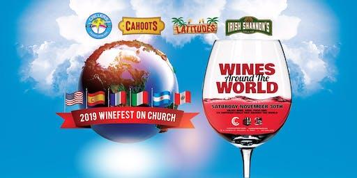 2019 WineFest On Church Street