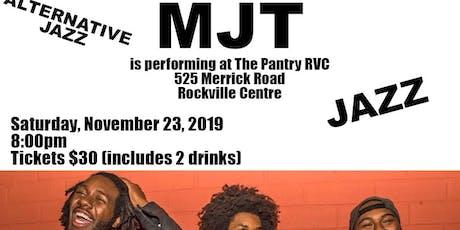 MJT Jazz Band tickets