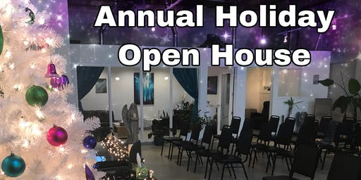 Divine Clarity Annual Holiday Open House