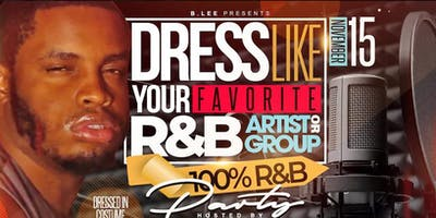 100% R&B Party