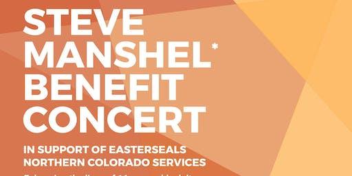 Steve Manshel Benefit Concert