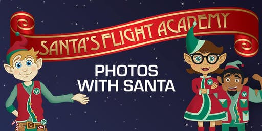 Santa's Flight Academy at Cherry Creek