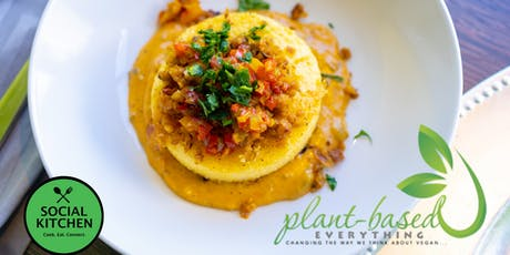 Dinner with Plant Based Everything tickets
